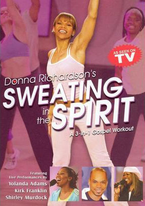 Donna Richardson - Sweating In The Spirit